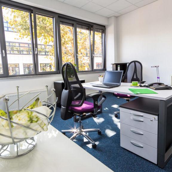 Büro in Saarbrücken mieten von 13m² – 25m²